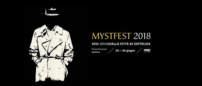 45° premio Gran Giallo città di Cattolica e Mystfest