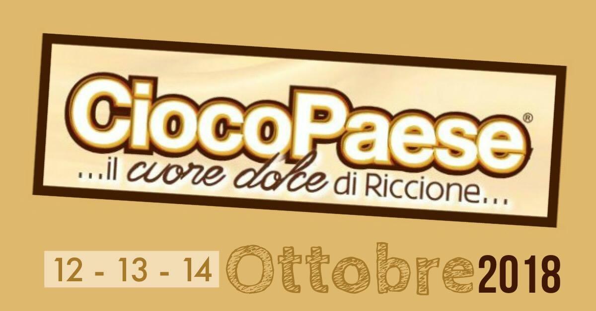 Appuntamento goloso a Riccione: a Ottobre torna CiocoPaese